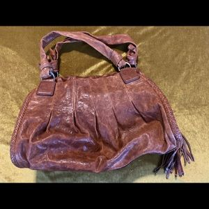 Cole Haan Cognac gorgeous NWOT purse.